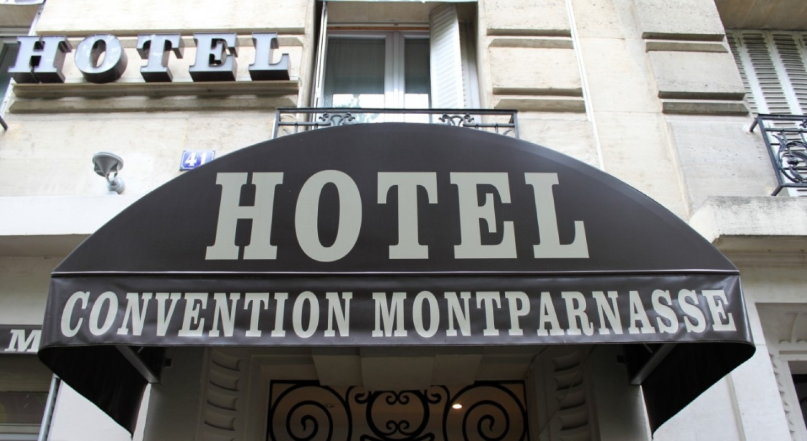 Hotel Convention Montparnasse - Contact