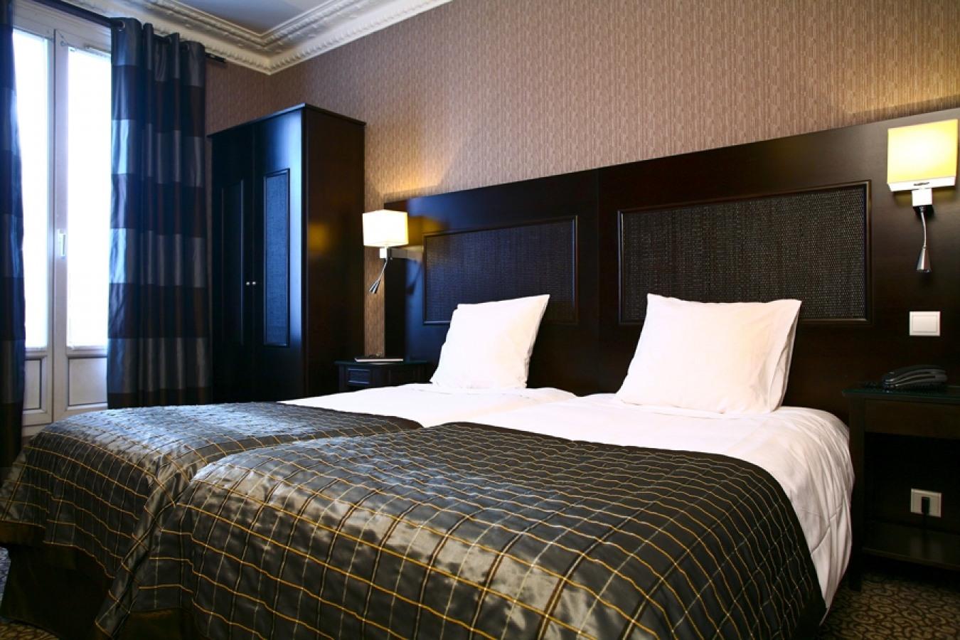 Hotel Convention Montparnasse - Habitaciones