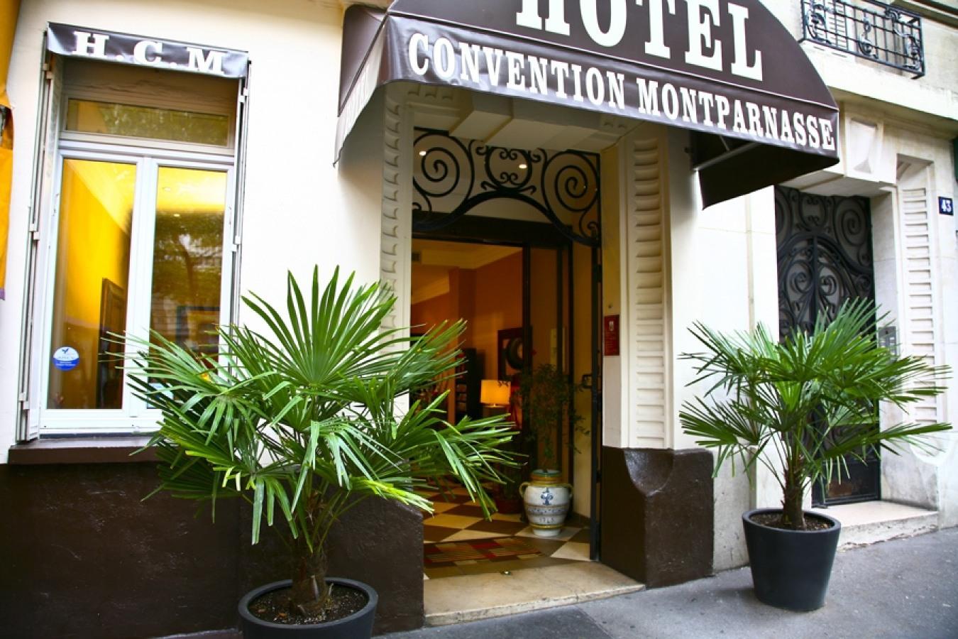 Hotel Convention Montparnasse - Hotel