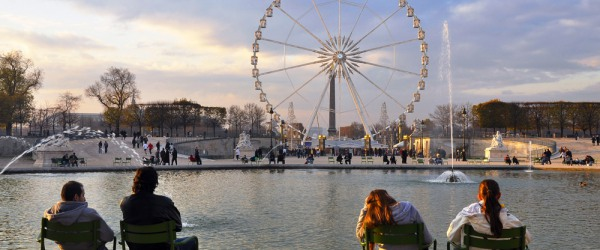 Magical attractions in Paris
