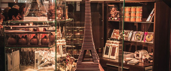 Parenthèse gourmande au Salon du Chocolat
