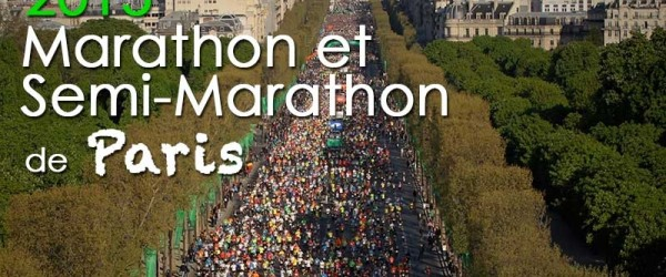 The Paris Marathon 2015