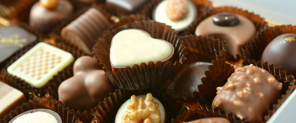 Valentine's Day; say it with chocolates!