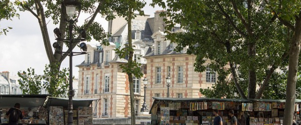 When it comes to literature, Paris is right on the page!